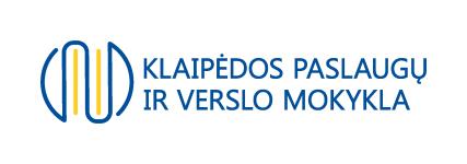 Logo of Klaipėdos paslaugų ir verslo mokyklos VMA